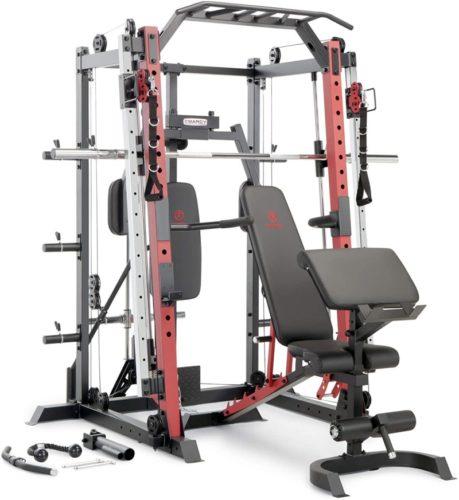 Marcy Smith Multifunction Rack, Multi Gym Machines