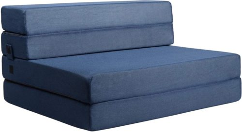 Milliard Tri-Fold Sofa Bed