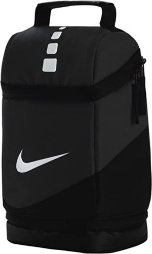 Nike Elite Fuel Pack Lunch Tote Bag (Black/Black/White)