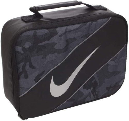 Nike Lunchbox - gray camo, one size