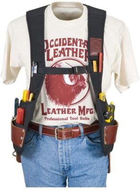 Occidental Leather Tool Vests