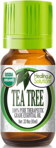 Organic Tea Tree Essential