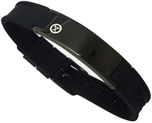 PROEXL-Best-Sports-Golf-Magnetic-Bracelet-Carbon-Dark-Black-Gift-Box