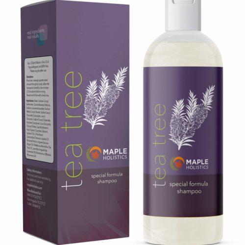 Pure Tea Tree Oil Shampoo