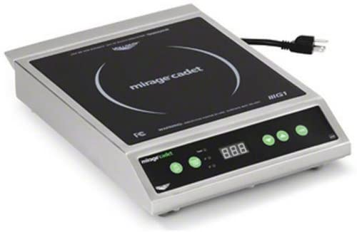 Vollrath 59300 Mirage Cadet Induction Range - Countertop Plate Electric Stoves