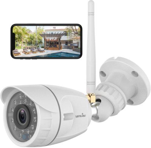 Wansview W4 Wireless CCTV Camera
