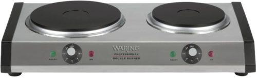 Waring DB60 Double Burner