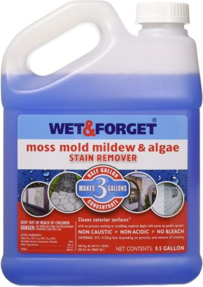 Wet and Forget Roof Cleaners