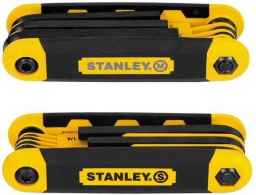 #2. Stanley Folding Metric