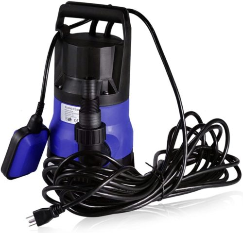7. Aceshin Sump Pumps