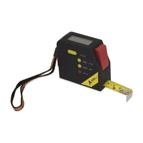 #7. AdirPro Carbon Steel Digital Tape Measure