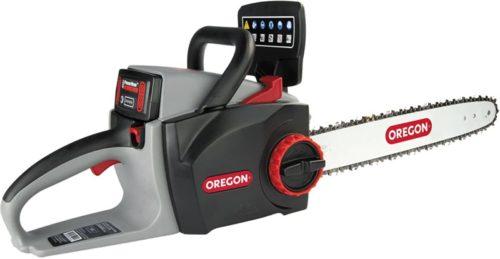 #8. Oregon Tool-free Cordless Chainsaw