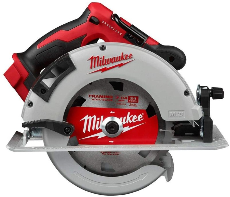 #9. Milwaukee Circular Saw
