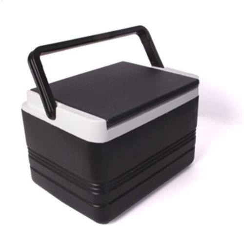 Black Igloo Legend 12 Golf Cart Cooler 9 Quart Capacity