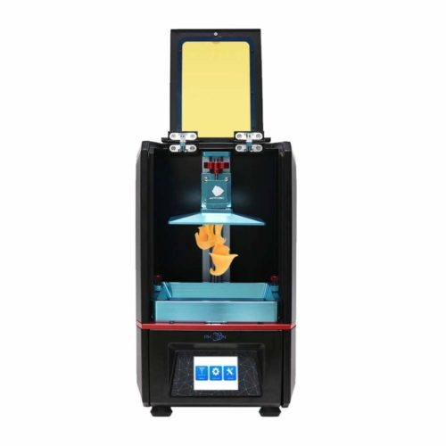 """ANYCUBIC Photon UV LCD 3D Printer Assembled Innovation with 2.8'' Smart Touch Color Screen Off-line Print 4.53""""(L) x 2.56""""(W) x 6.1""""(H) Printing Size (Photon)"""