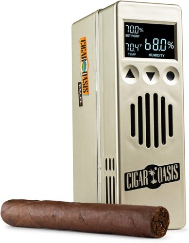 Cigar-Oasis-Excel-3.0-Electronic-Humidifier-for-1-4-Cubic-ft.-75-300-Cigar-Count-Humidors-–-The-Original-Set-it-and-Forget-it-humidification-Solution-for-Any-Style-Cigar-humidor-or-Cigar-Cooler
