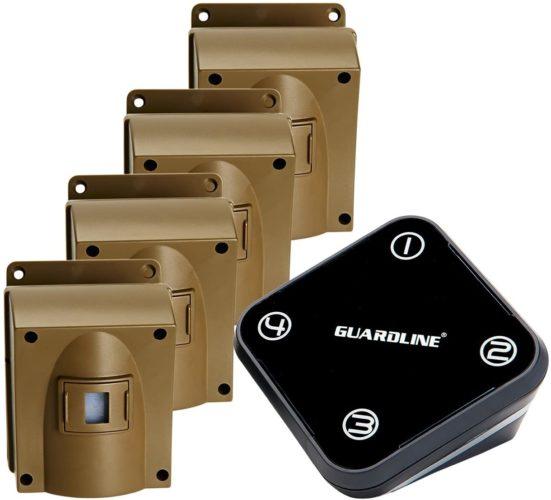 Guardline Wireless Driveway