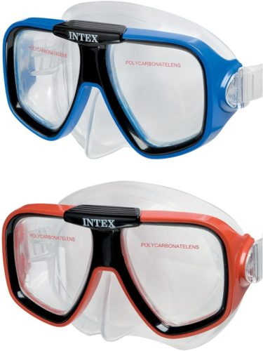 Intex Reef Ryder Masks - Assorted Colors (2-Pack)