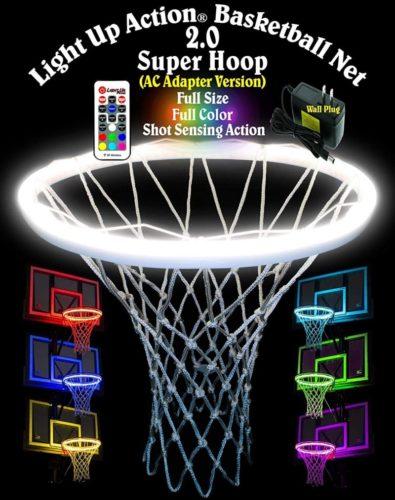 Light-Up-Action-Basketball-Net-2.0-Super-Hoop-Lighting-System-Full-Size-Full-Color-Shot-Sensing-Action