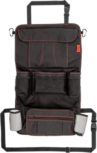 Lusso Gear Car Back Seat Storage with Protection