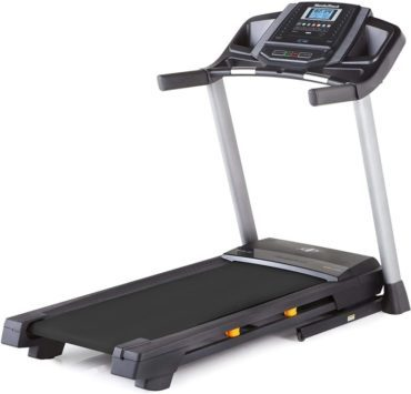 NordicTrack Folding Treadmill