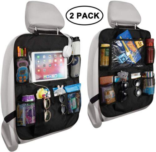 Reserwa 2-pack waterproof car seat pocket