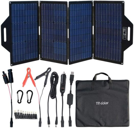TP-solar 120 Watt Foldable