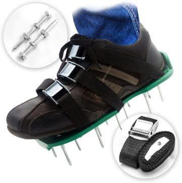 Acre Gear Lawn Aerator Shoes