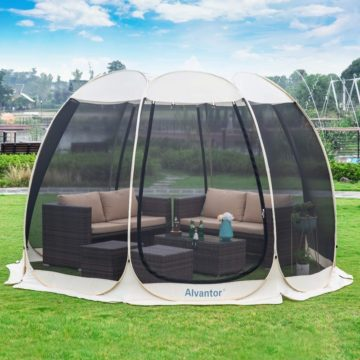 Alvantor Camping Screen Tents