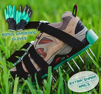 Andes Broos Lawn Aerator Shoes