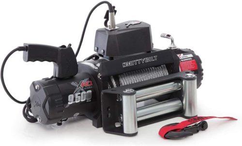 Smittybilt GEN 2 XRC Winch | 9,500 Pound Load Capacity