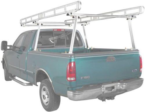 Apex UPUT-RACK-ALUM Aluminum Universal Over-Cab Truck Rack