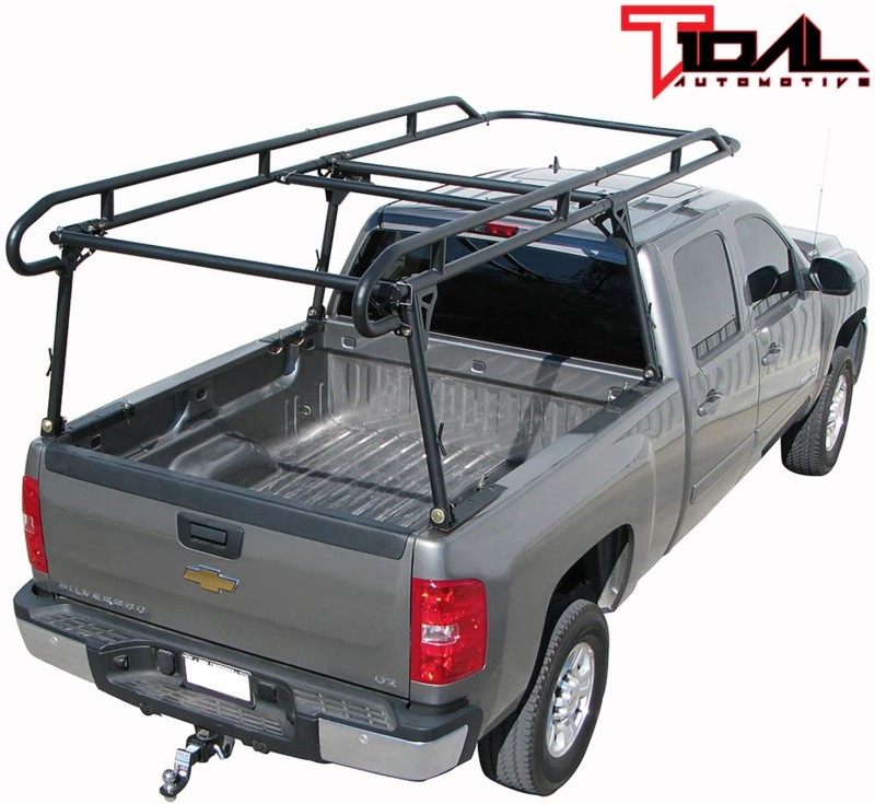 Tidal Contractor Pickup Truck Ladder Lumber Rack