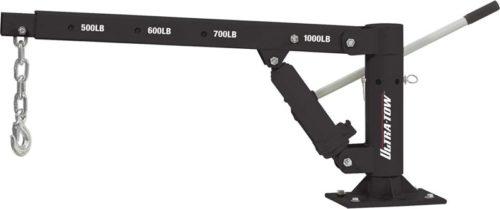 Ultra-Tow Hydraulic Pickup Truck Crane - 1000-Lb. Capacity