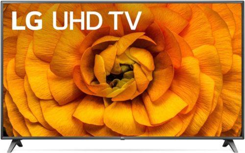 """LG 86UN8570PUC Alexa Built-In UHD 85 Series 86"""" 4K Smart UHD TV (2021)"""