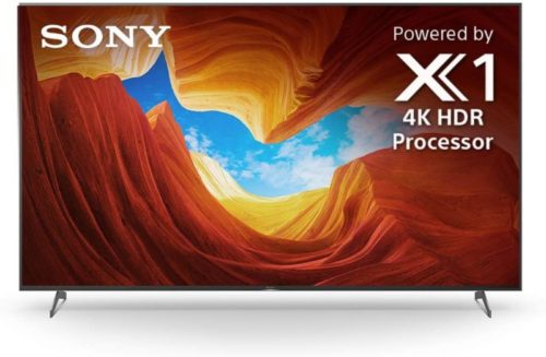 "Sony XBR-85X900H 85"" 4K Ultra High Definition HDR Full Array LED Smart TV (2020)"