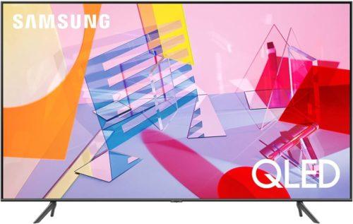 SAMSUNG 85-inch Class QLED Q60T Series - 4K UHD Dual LED Quantum HDR Smart TV with Alexa Built-in (QN85Q60TAFXZA, 2021 Model)