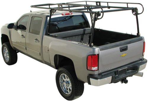 KML Full Size Contractors Rack Truck Ladder racks - Capacity 800 lbs