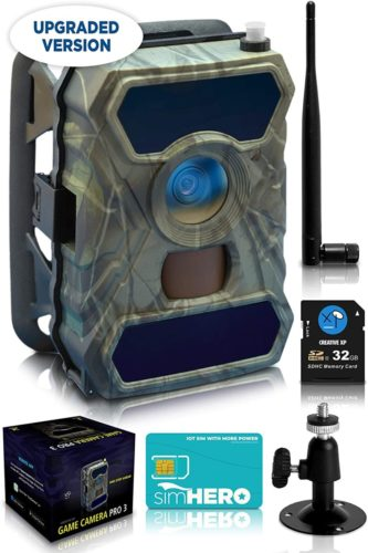 CREATIVE-XP-3G-Cellular-Trail-Cameras-–-Outdoor-WiFi-Full-HD-Wild-Game-Camera-with-Night-Vision-for-Deer-Hunting-Security-Wireless-Waterproof-and-Motion-Activated-–-32GB-SD-Card