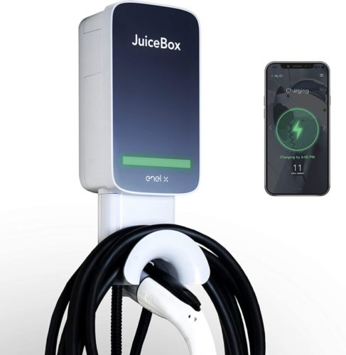 JuiceBox-32-Next-Generation-Smart-Electric-Vehicle-EV-Charging-Station-with-WiFi-32-amp-Level-2-EVSE-25-ft-Cable-UL-Energy-Star-Certified-Indoor-Outdoor-Hardwired-Install-Black-Grey-Electric-Car-Chargers