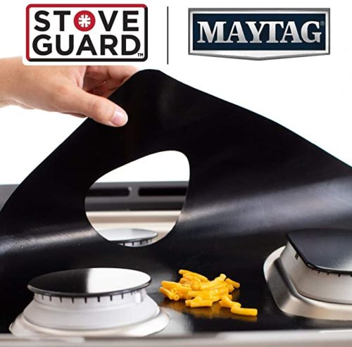 Maytag Stove Protectors - Stove Top Protector for Maytag Gas Ranges - Ultra Thin Easy Clean Stove Liner