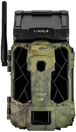 SPYPOINT-LINK-S-Solar-Cellular-Trail-Camera-4G-LTE-12MP-HD-Video-PATENTED-Solar-Panel-Blur-ReductionIR-Boost-0.07s-Trigger-100-Detect-Flash-1-LINK-S