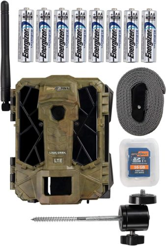 Spypoint-Link-Dark-V-4G-LTE-Cellular-Trail-Camera-With-Batteries-SD-Card-And-Mount