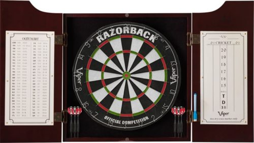 Viper by GLD Products Dart Board Cabinets