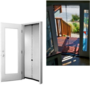 Wolf & Moon Products, Inc Magnetic Screen Doors