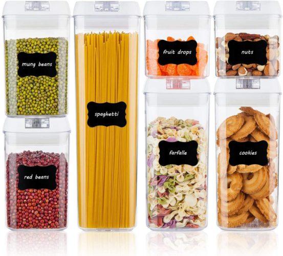 Airtight Food Storage