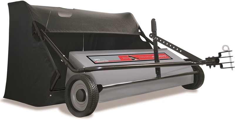 "Ohio Steel 50SWP26 Pro Sweeper, 50""/26 cu. ft."