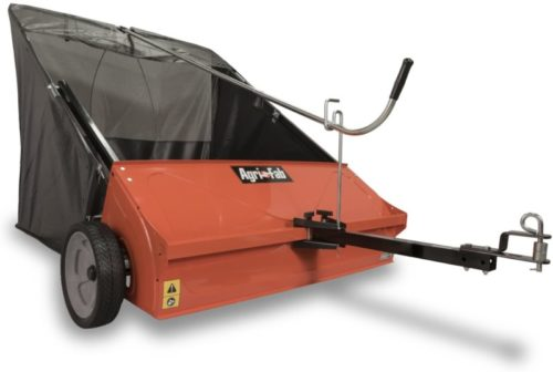 Agri-Fab 45-0492 Lawn Sweeper, 44-Inch TOP 10 BEST PUSH LAWN SWEEPERS IN 2021 REVIEWS