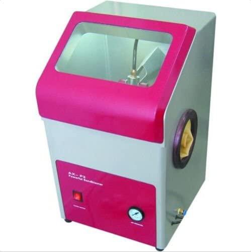 Zeta Dental Recyclable Sandblaster P2 Powerful Sand Blaster Cabinet Machine 110V