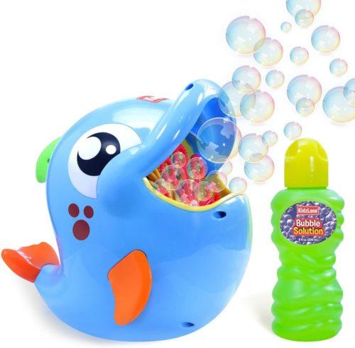 Kidzlane Bubble Machine - Bubble Machine for Toddler and Kids Outdoors - Automatic Bubble Maker 500 Bubbles per Minute - Battery Bubble Blower Machine